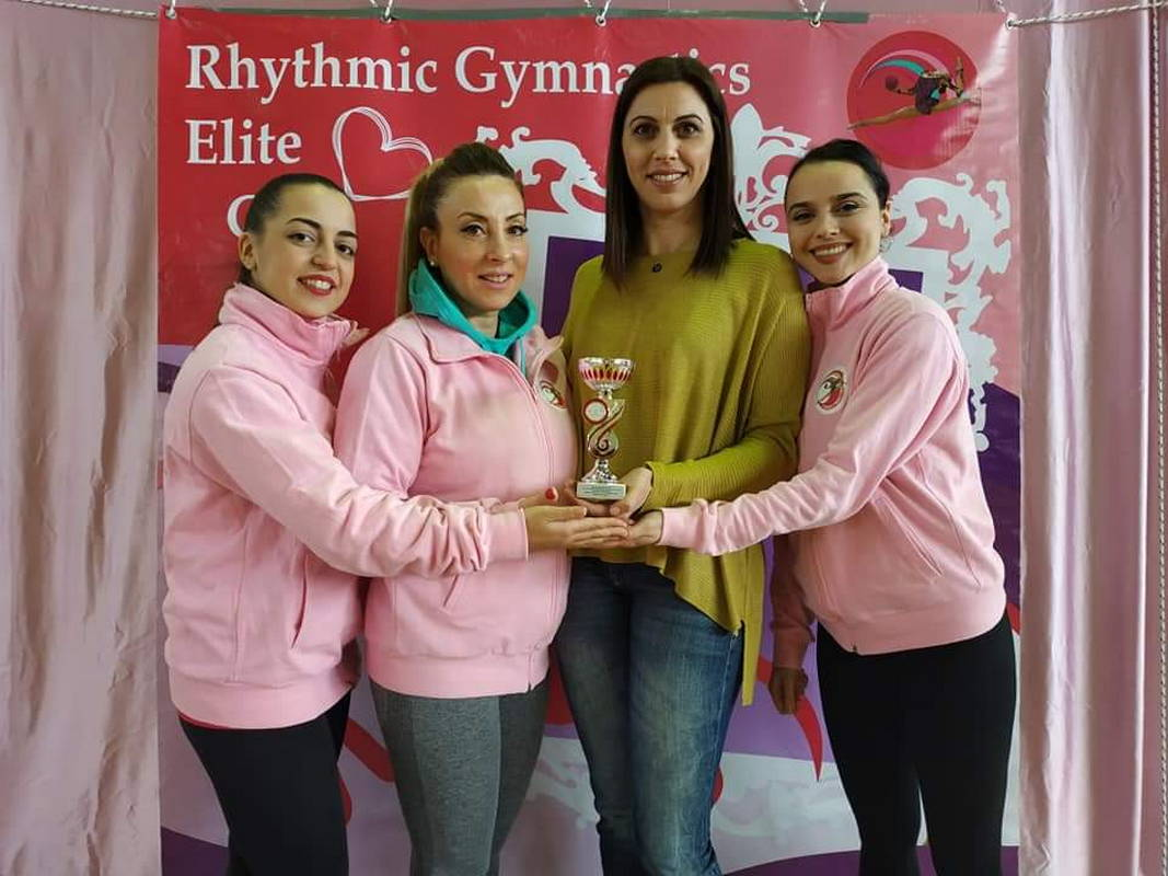 RHYTHMIC GYMNASTICS ELITE CUP 2019 - LADIES'GYM ΛΑΜΙΑΣ